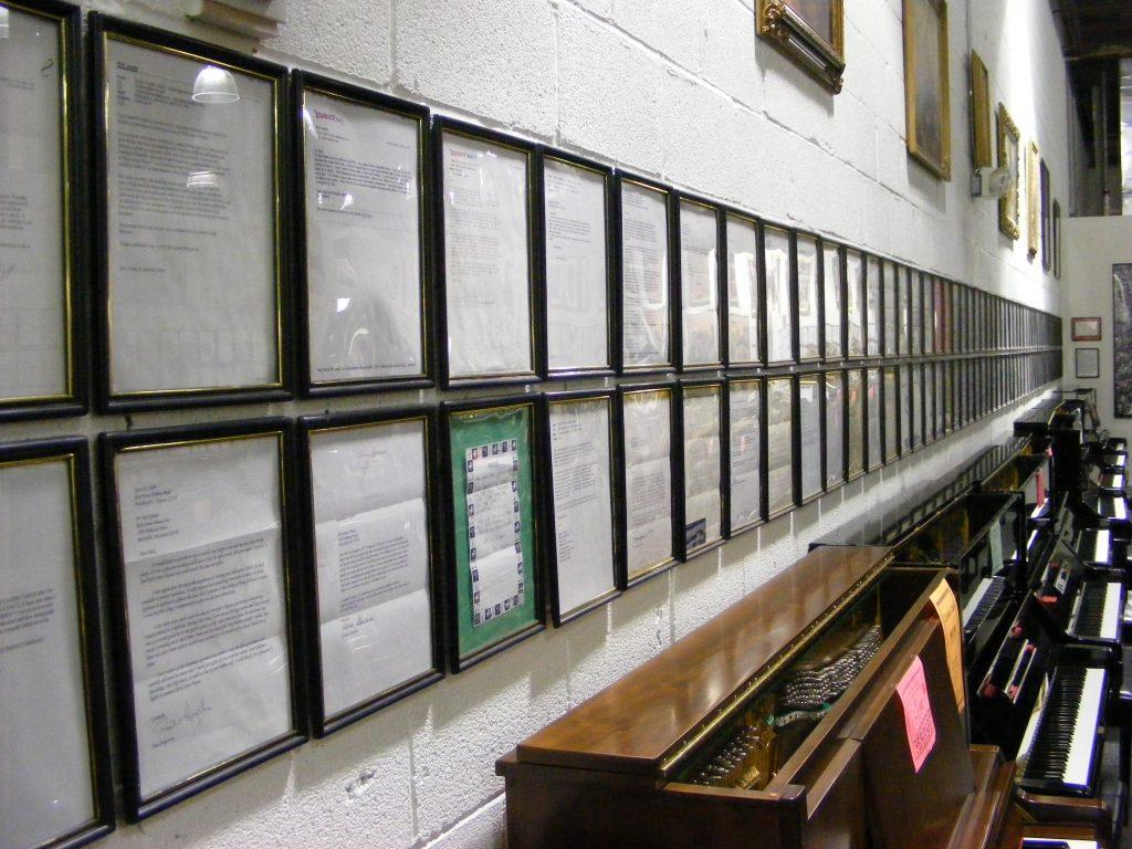 Testimonial Wall I