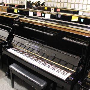 Kawai Upright Pianos